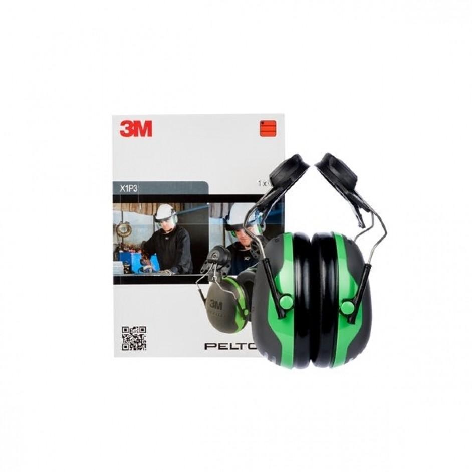 3M Peltor X1P3 Groen