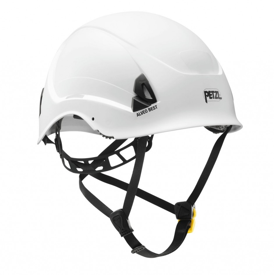 PETZL Alveo Best Wit