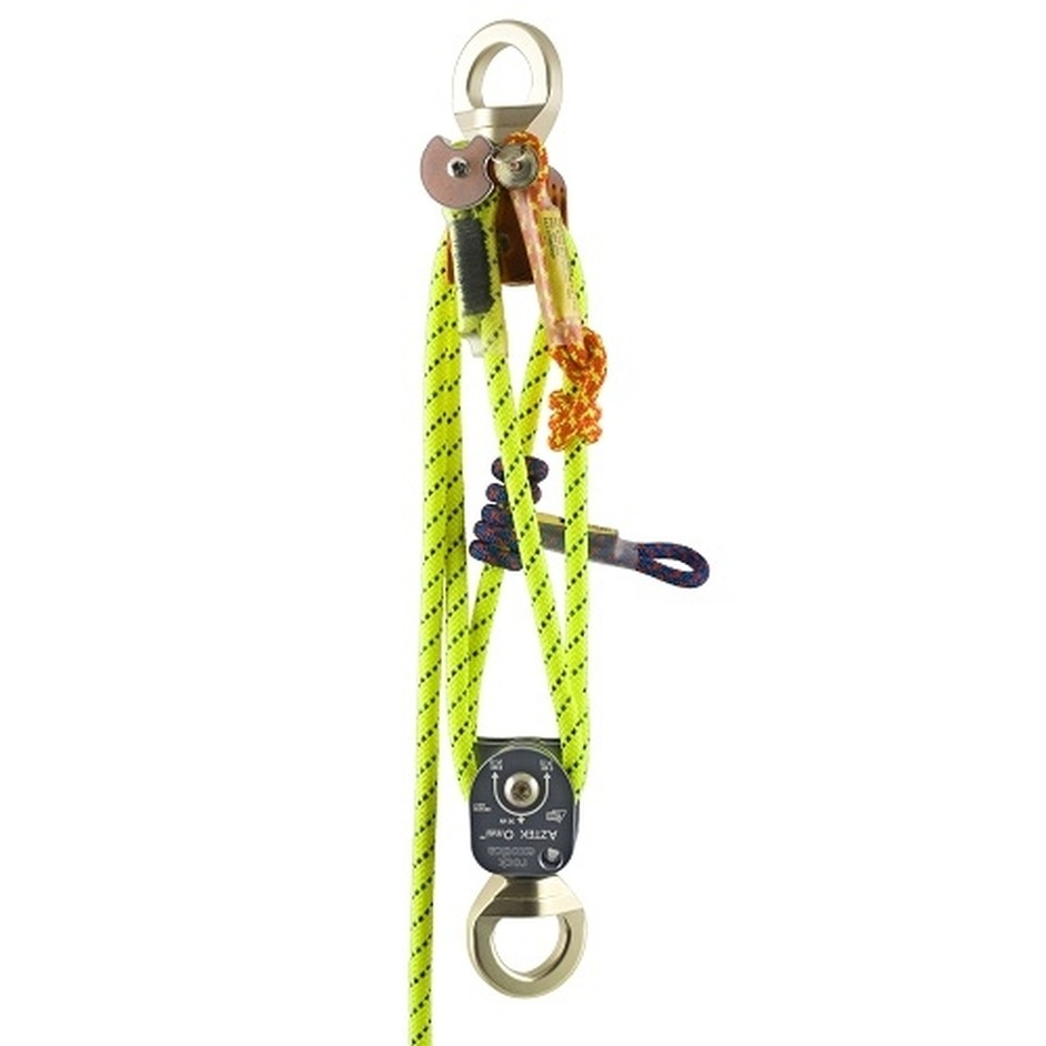 Rock Exotica Aztek Pulley Set