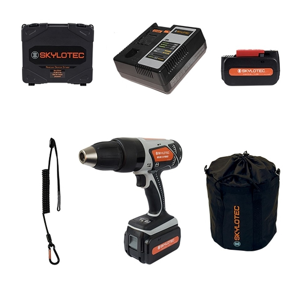 Skylotec Rescue Device Driver Set