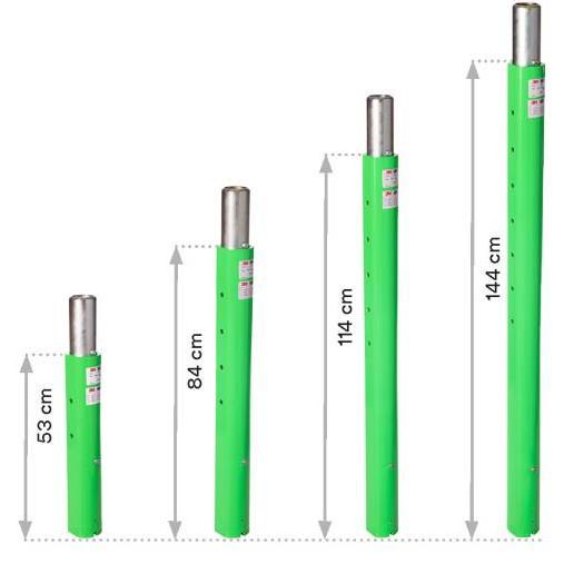 DBI Sala Davit Mast Extensions High Capacity
